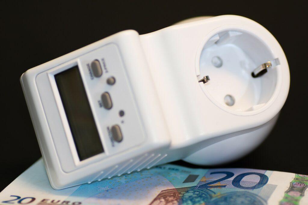 Energie sparen Strom
