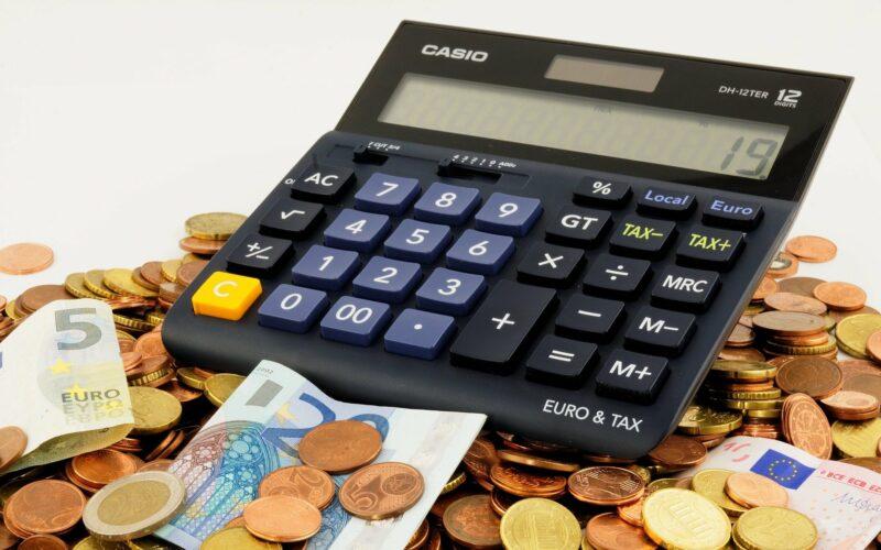 Umschlagmethode Geld sparen
